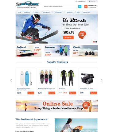 TPW Online Store