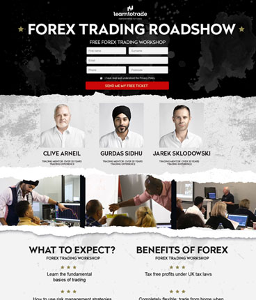 Learn To Trade UK